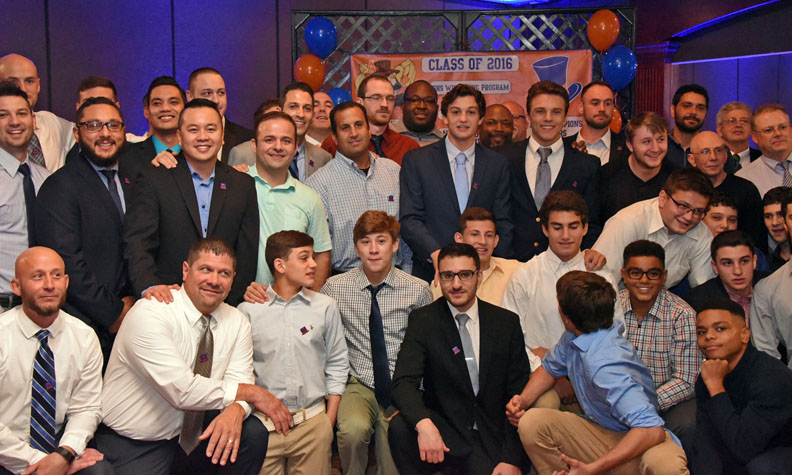 Fifty years of wrestling honored and inducted into Danbury