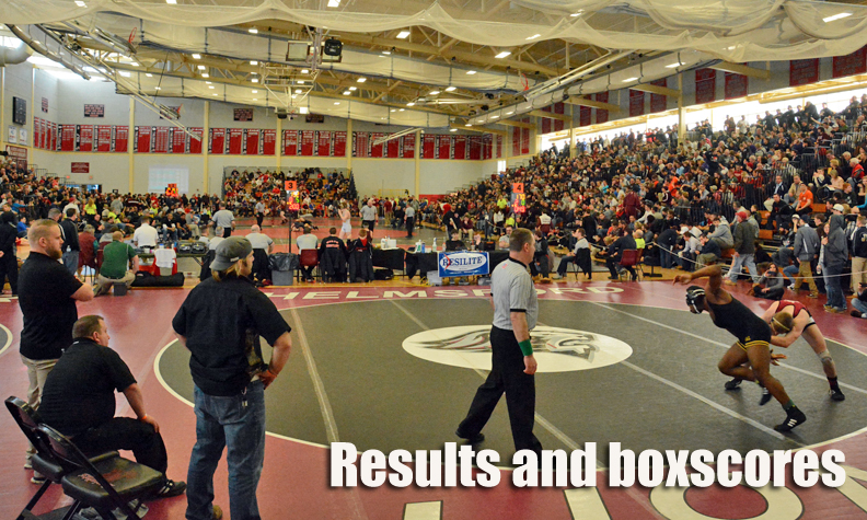 Results: Saturday, January 26 – Connecticut Wrestling Online