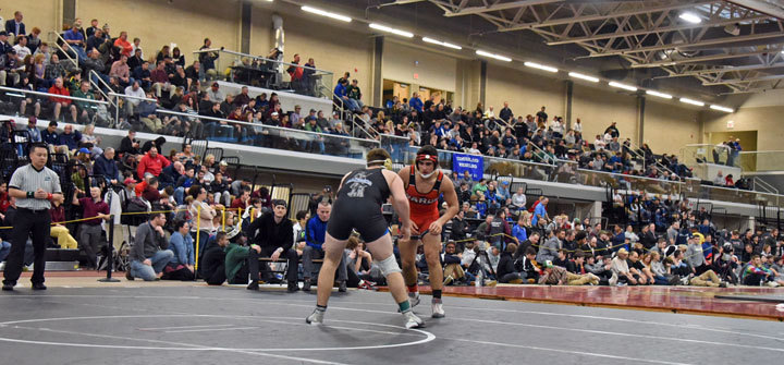 Wrestlers from across New England qualify for New England